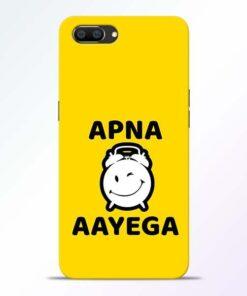 Apna Time Ayega Realme C1 Mobile Cover