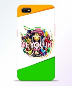 Are you In Oppo A1K Mobile Cover