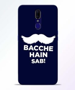 Bacche Hain Sab Oppo F11 Mobile Cover