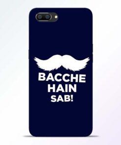 Bacche Hain Sab Realme C1 Mobile Cover