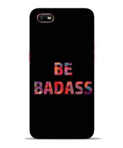 Be Bandass Oppo A1K Mobile Cover