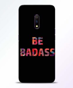 Be Bandass Realme X Mobile Cover