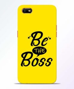 Be The Boss Oppo A1K Mobile Cover