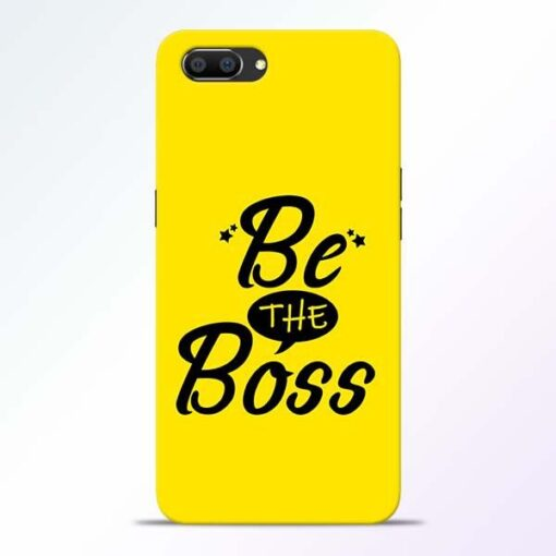 Be The Boss Realme C1 Mobile Cover