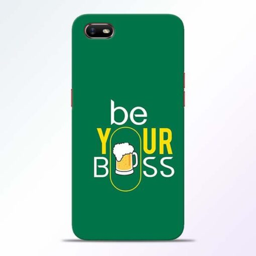 Be Your Boss Oppo A1K Mobile Cover