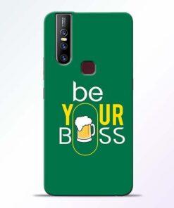 Be Your Boss Vivo V15 Mobile Cover