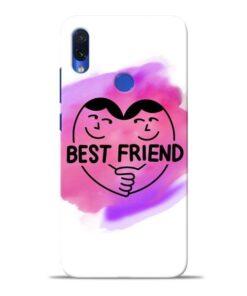 Best Friend Redmi Note 7S Mobile Cover