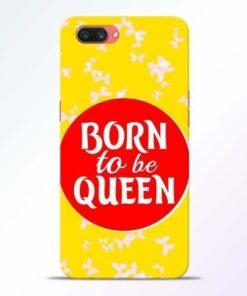 Born Queen Oppo A3S Mobile Cover