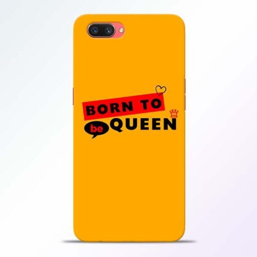 Born to Queen Oppo A3S Mobile Cover