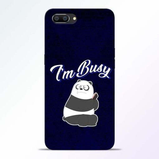 Busy Panda Realme C1 Mobile Cover