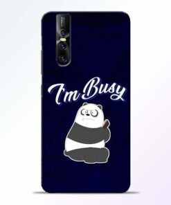 Busy Panda Vivo V15 Pro Mobile Cover