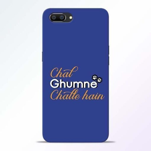 Chal Ghumne Realme C1 Mobile Cover
