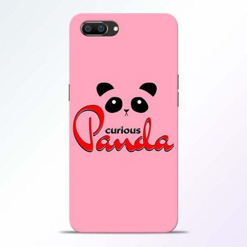 Curious Panda Realme C1 Mobile Cover