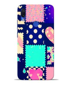 Cute Girly Redmi Note 7S Mobile Cover