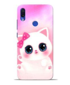 Cute Squishy Redmi Note 7S Mobile Cover