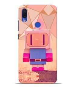 Cute Tumblr Redmi Note 7S Mobile Cover