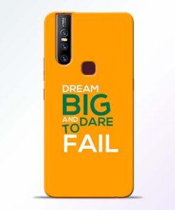 Dare to Fail Vivo V15 Mobile Cover