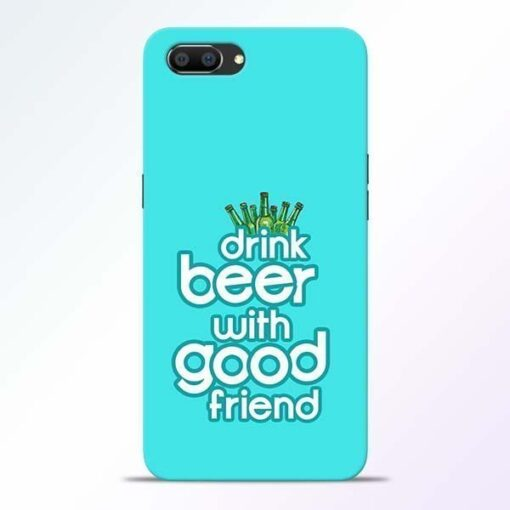 Drink Beer Realme C1 Mobile Cover