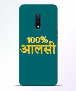 Full Aalsi Realme X Mobile Cover