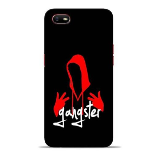 Gangster Hand Signs Oppo A1K Mobile Cover