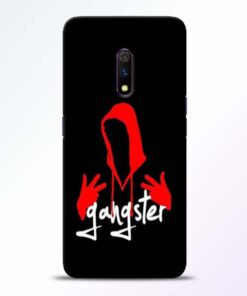 Gangster Hand Signs Realme X Mobile Cover