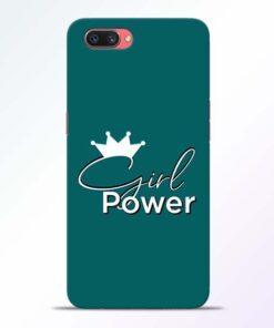Girl Power Oppo A3S Mobile Cover