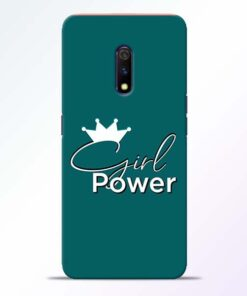 Girl Power Realme X Mobile Cover