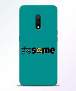 Handsome Smile Realme X Mobile Cover