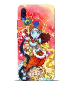 Hare Krishna Redmi Note 7S Mobile Cover