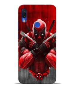 Hero Deadpool Redmi Note 7S Mobile Cover