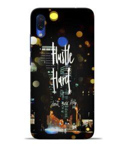 Hustle Hard Redmi Note 7S Mobile Cover