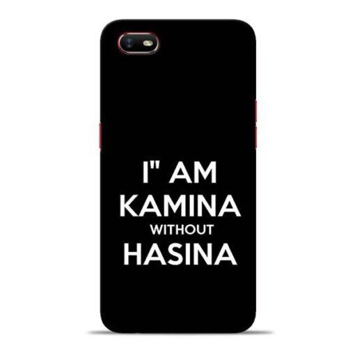 I Am Kamina Oppo A1K Mobile Cover
