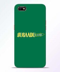 Jugadu Launda Oppo A1K Mobile Cover