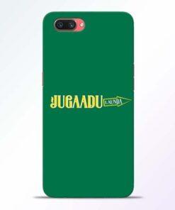 Jugadu Launda Oppo A3S Mobile Cover