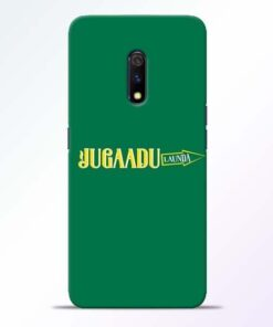 Jugadu Launda Realme X Mobile Cover