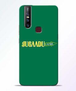 Jugadu Launda Vivo V15 Mobile Cover