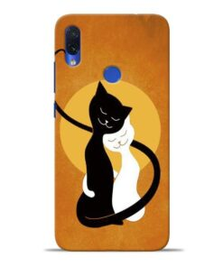 Kitty Cat Redmi Note 7S Mobile Cover