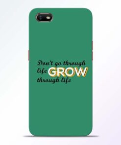 Life Grow Oppo A1K Mobile Cover