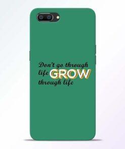 Life Grow Realme C1 Mobile Cover