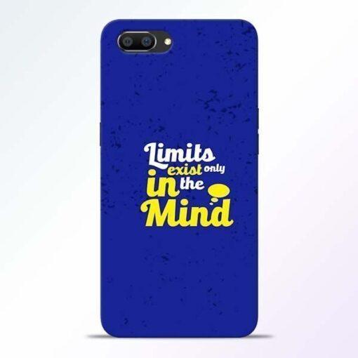 Limits Exist Realme C1 Mobile Cover