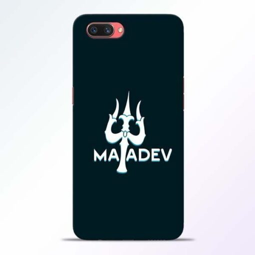 Lord Mahadev Oppo A3S Mobile Cover