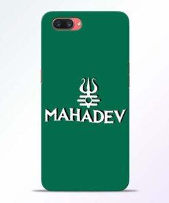 Lord Shiva Trishul Oppo A3S Mobile Cover