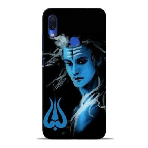 Mahadev Redmi Note 7S Mobile Cover