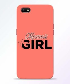 Mama Girl Oppo A1K Mobile Cover