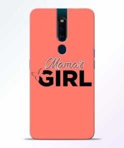 Mama Girl Oppo F11 Pro Mobile Cover