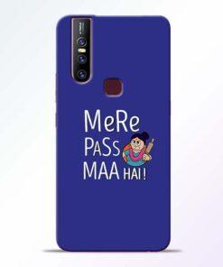Mere Paas Maa Vivo V15 Mobile Cover