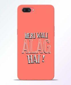 Meri Wali Alag Oppo A3S Mobile Cover