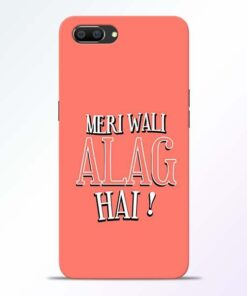 Meri Wali Alag Realme C1 Mobile Cover