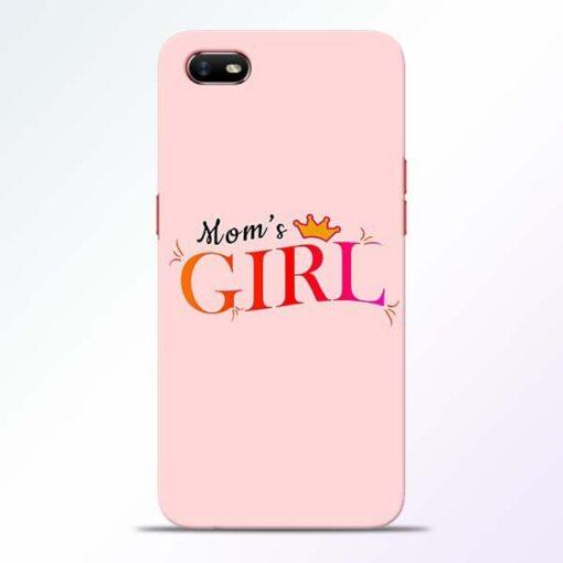 Mom Girl Oppo A1K Mobile Cover