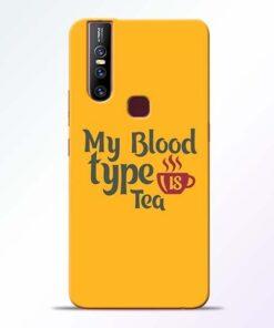 My Blood Tea Vivo V15 Mobile Cover